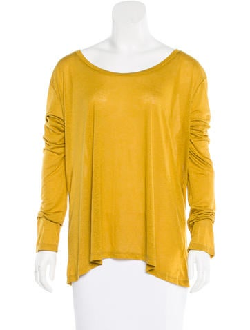 J Brand Textured Knit Top None