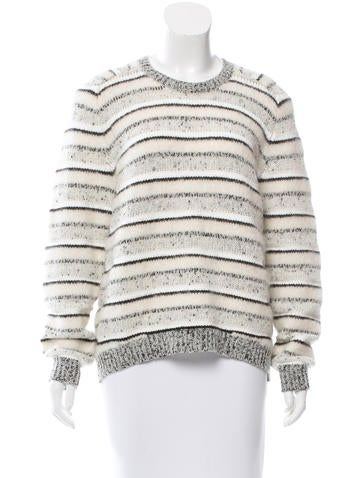J Brand Alpaca & Wool-Blend Sweater w/ Tags None