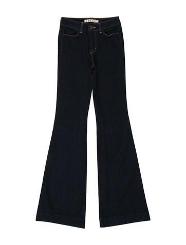 J Brand Wide-Leg Jeans w/ Tags None