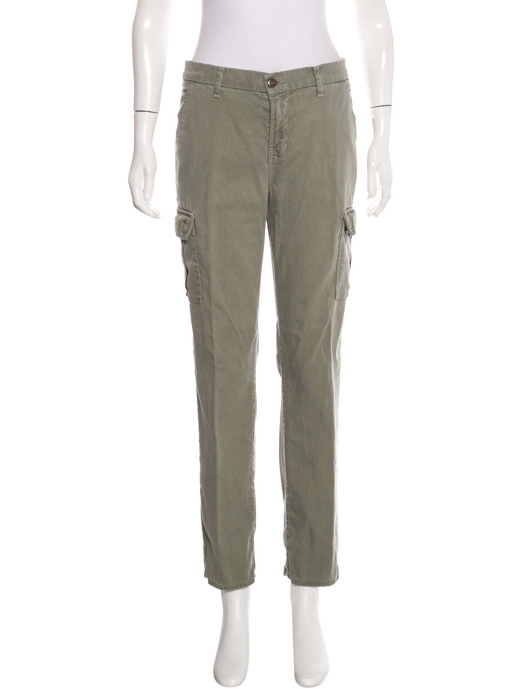 Cool Women39s Brigade Straight Leg Cargo Pant  Walmartcom