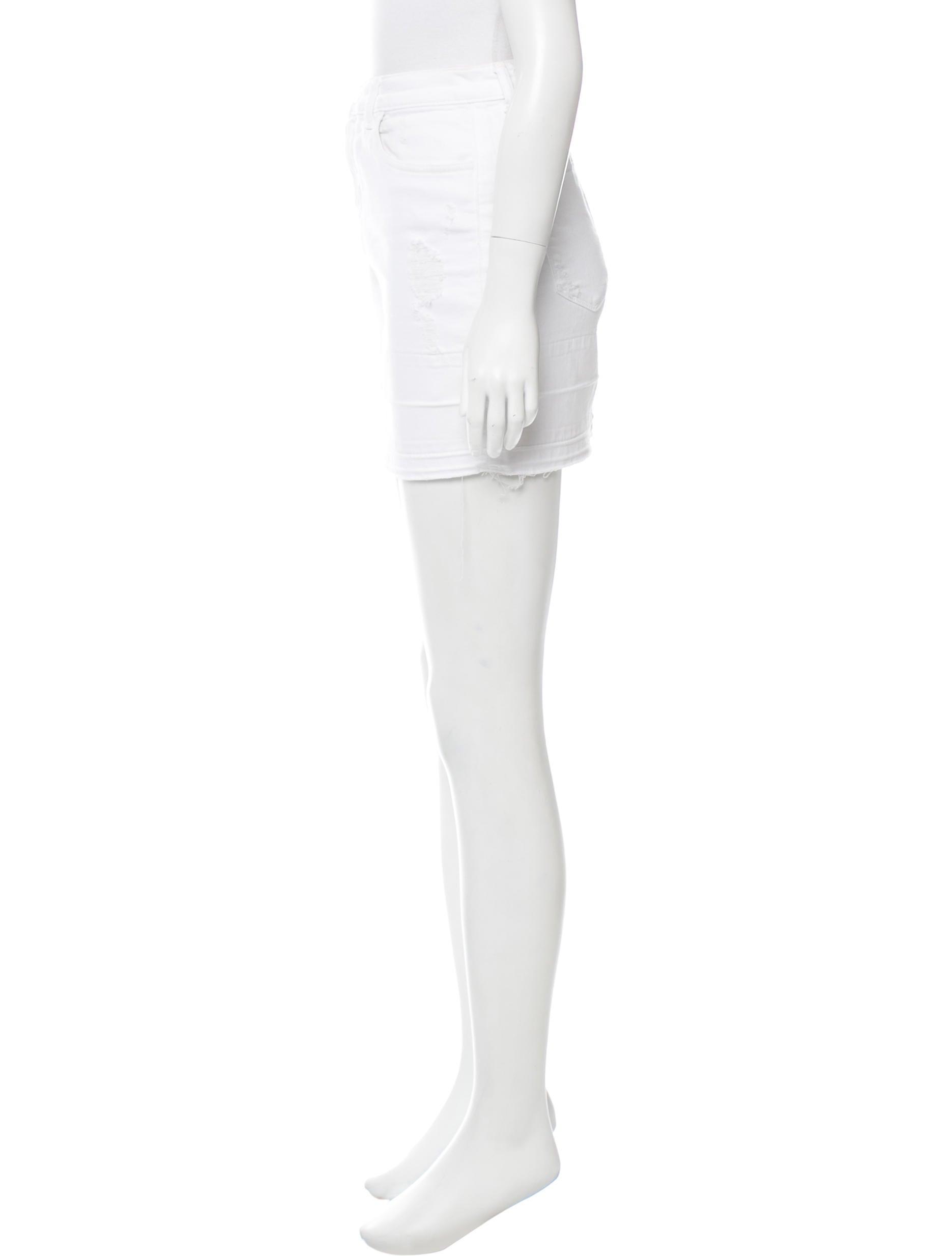 j brand distressed denim skirt clothing wjb29340 the