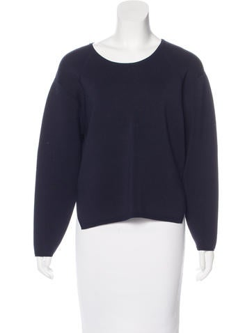 J Brand Knit Long Sleeve Top None