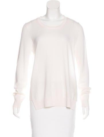 J Brand Wool Long Sleeve Sweater None