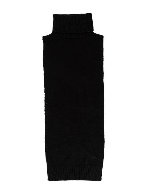 J Brand Merino Wool Knit Dickie w/ Tags Black