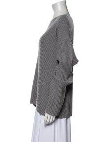 J Brand Cashmere Scoop Neck Sweater