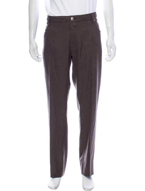 Jacob Cohen Wool Pants Wool