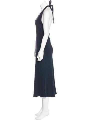 J. Crew Silk Evening Dress - Clothing - WJCRW20024 | The RealReal