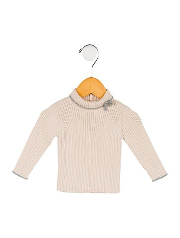 Jacadi Girl's Rib Knit Sweater None