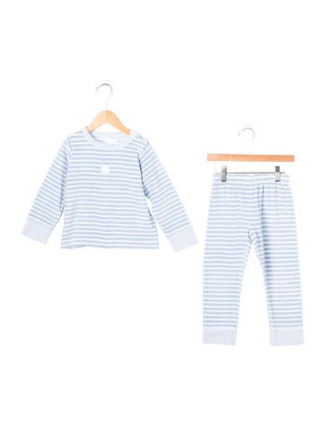 Jacadi Boys' Striped Pajama Set None