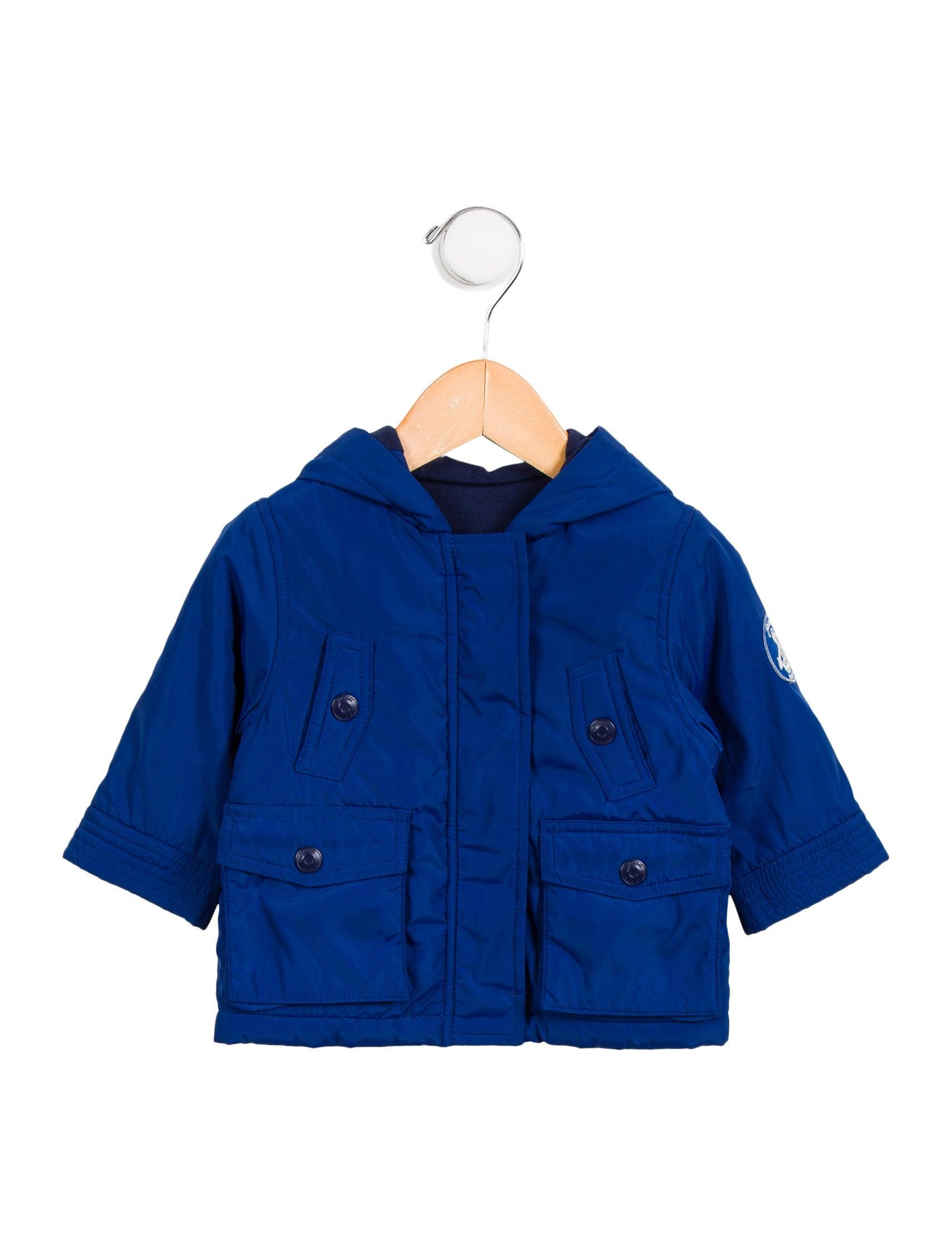 Jacadi Boysu0026#39; Hooded Long Sleeve Jacket - Baby Gear - WJDCI21126   The RealReal