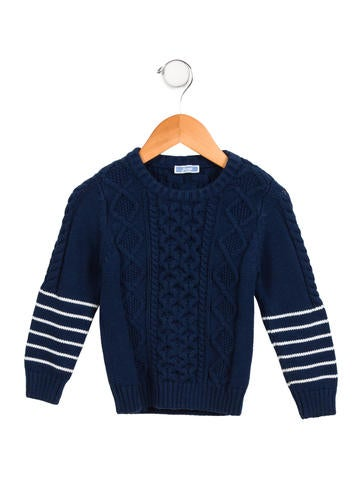 Jacadi Boys' Long Sleeve Sweater None