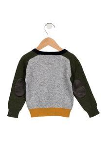Jacadi Boys' Long Sleeve Sweater