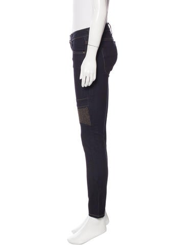 Excellent Jagger Skinny Pants Black 3600 OMG These Shiny Leggings Are Are The