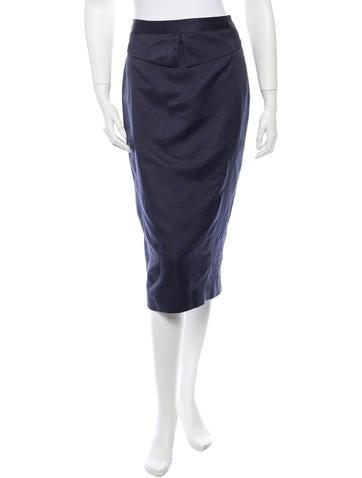 Peplum Skirt