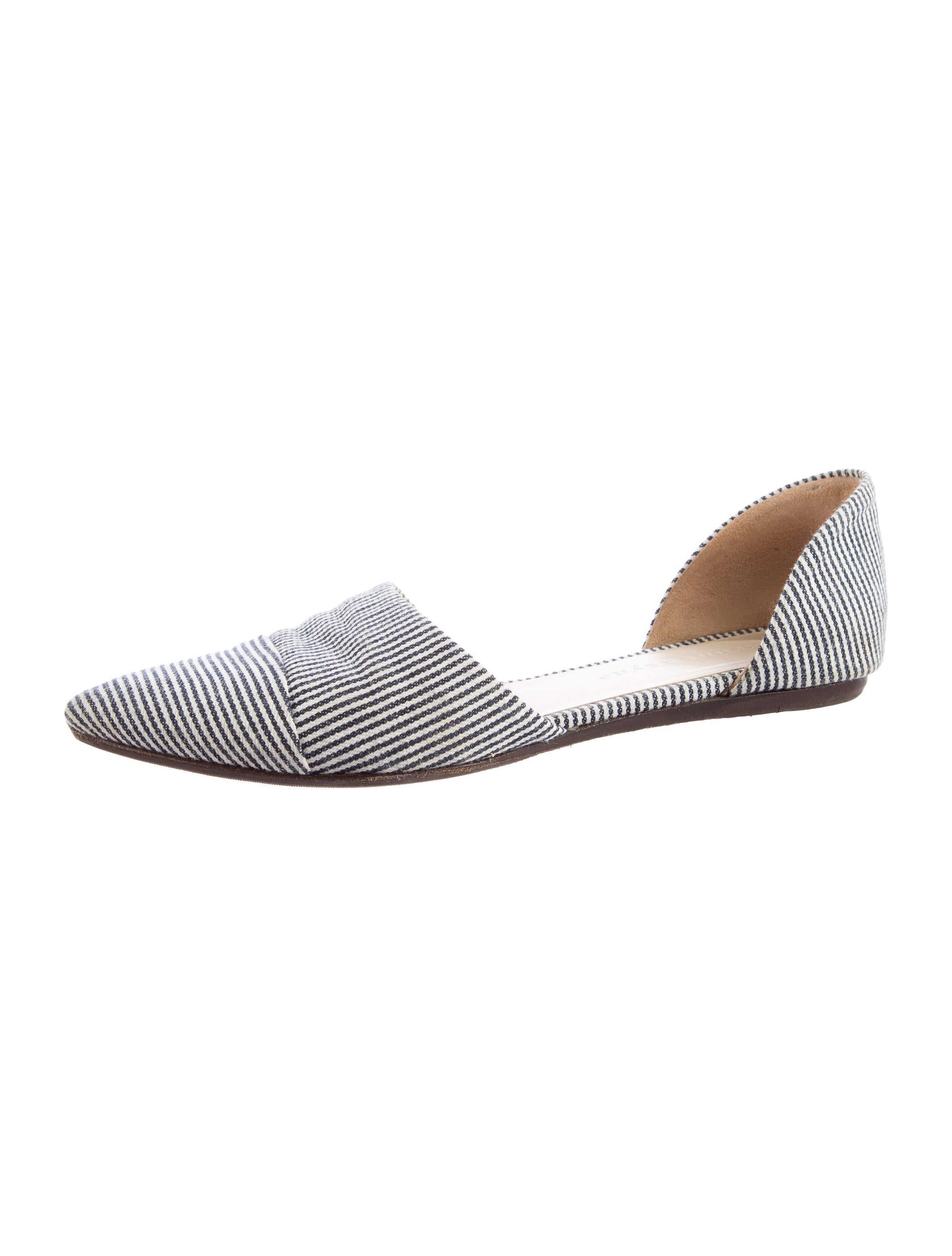 free shipping looking for cheap price Jenni Kayne Woven D'Orsay Flats cheap price wholesale outlet cheapest price cheap sale fast delivery VFkbZE9Q1