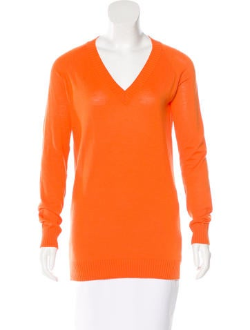 Jenni Kayne Cashmere & Silk-Blend Sweater None