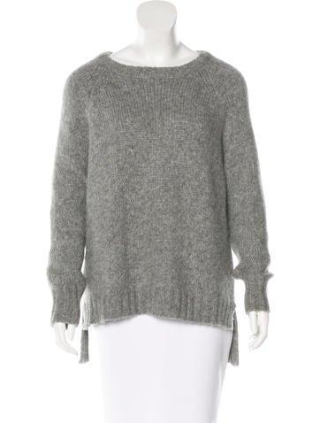 Jenni Kayne Alpaca-Blend Knit Sweater