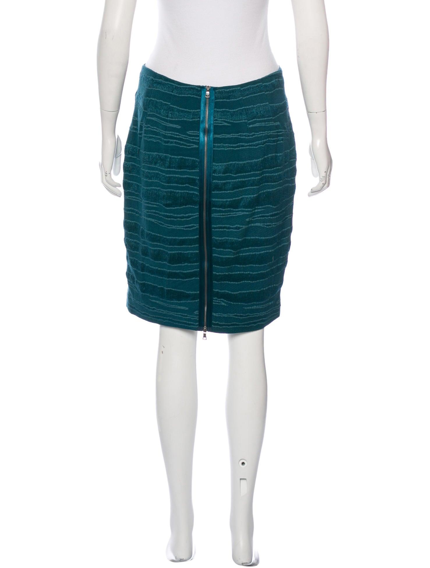 Jenni Kayne Knee-Length Pencil Skirt - Clothing