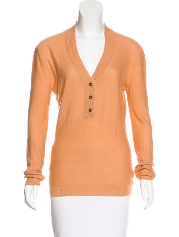 Jenni Kayne Cashmere & Silk-Blend Knit Top None