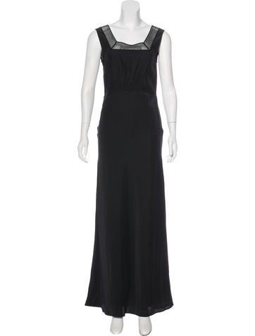 Jenni Kayne Silk Maxi Dress. w/ Tags None