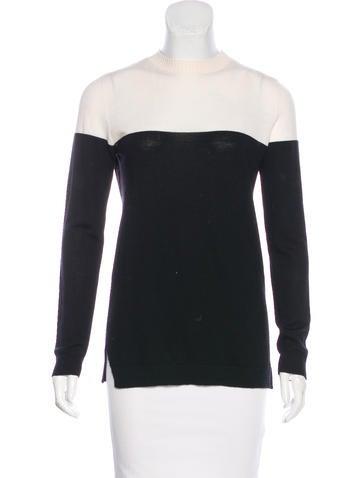 Jenni Kayne Merino Wool Sweater None