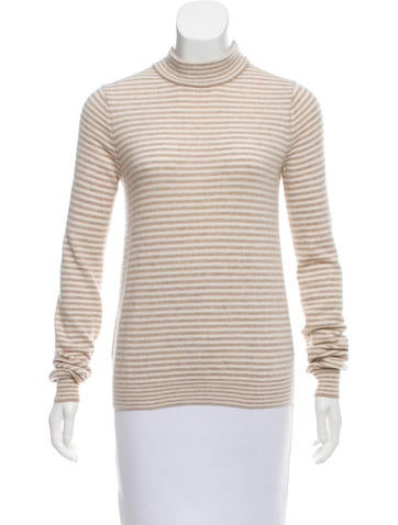 Jenni Kayne Cashmere Long Sleeve Sweater None
