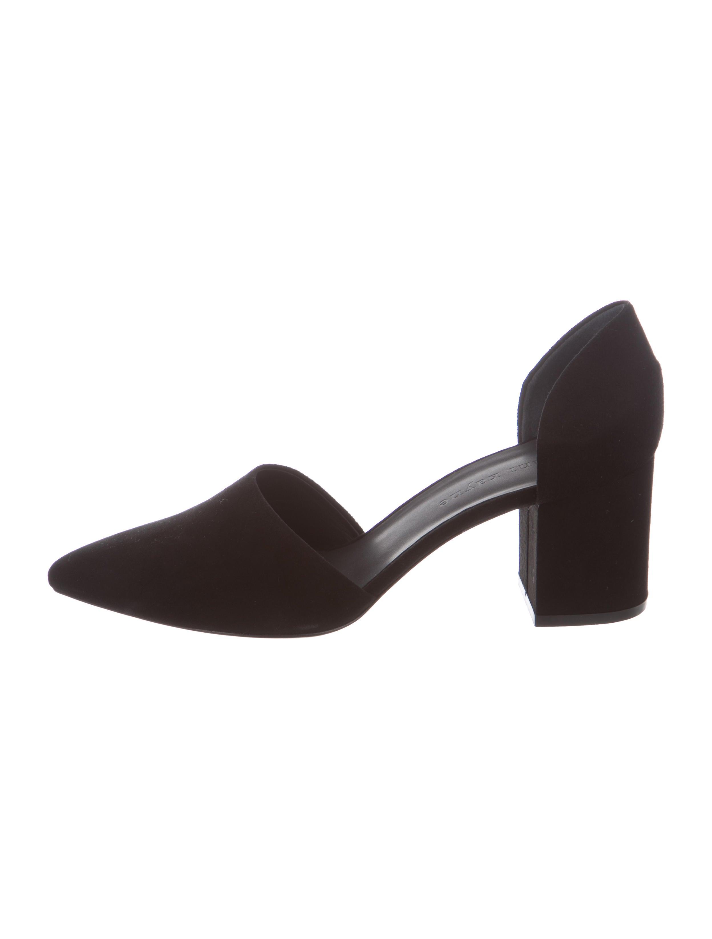 Jenni Kayne Pointed-Toe d'Orsay Pumps free shipping sneakernews HKZJT