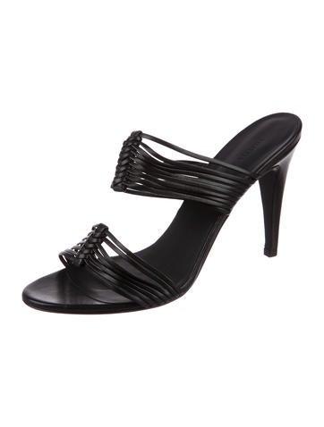 Jenni Kayne. Leather Slide Sandals