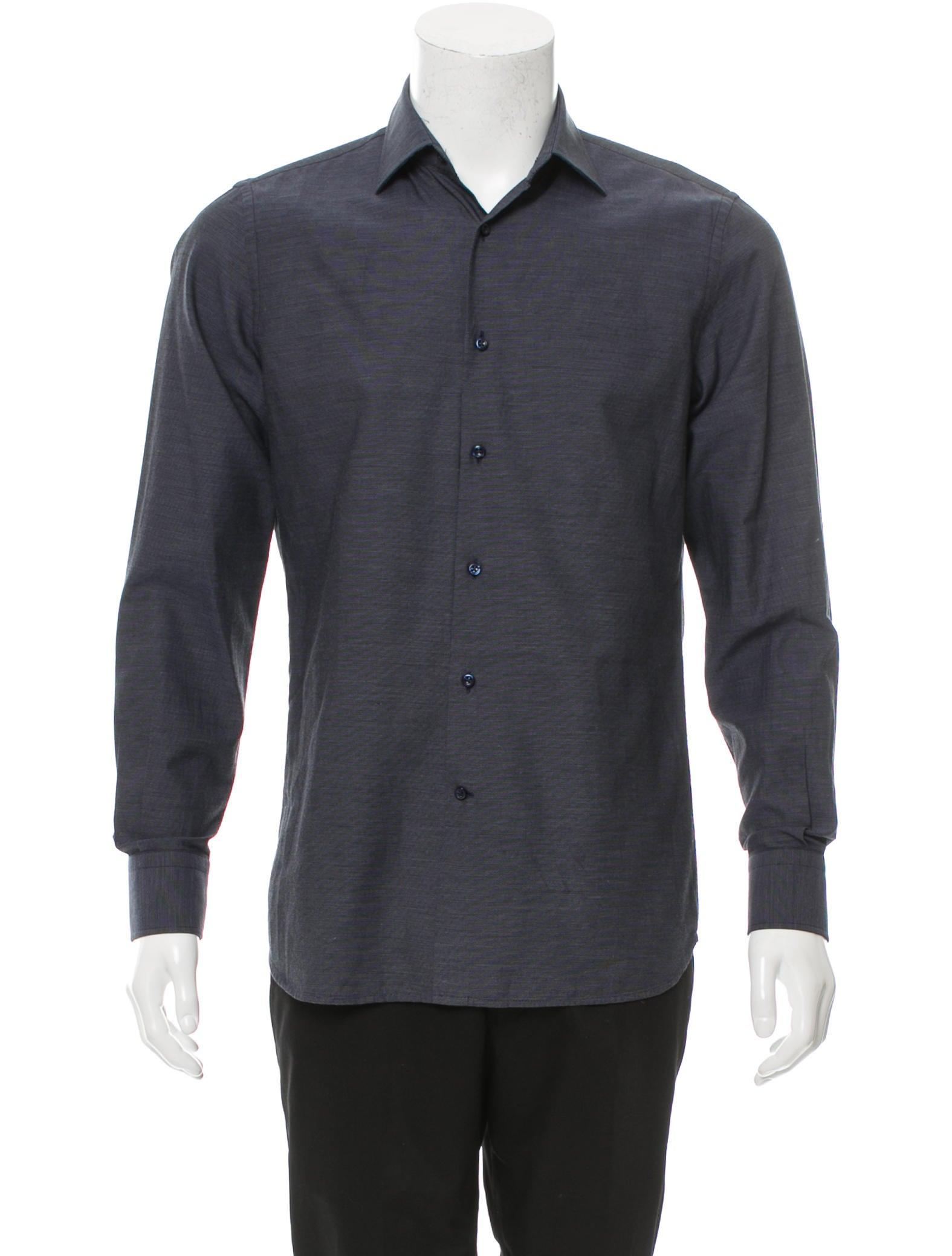 J Lindeberg Long Sleeve Button Up Shirt Clothing