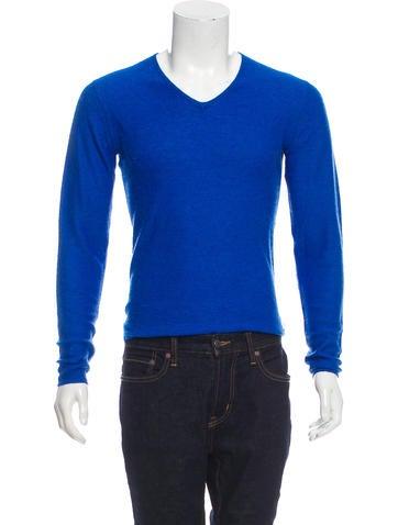 J. Lindeberg V-neck Sweater None