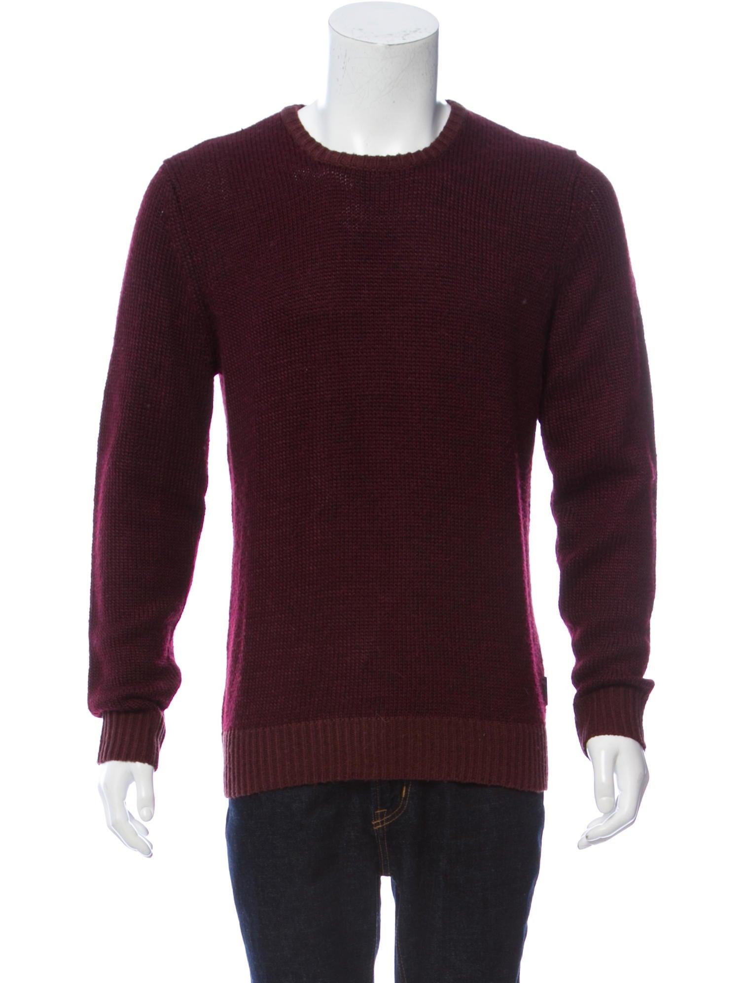 d09a29596ef0 J. Lindeberg Alpaca-Blend Crew Neck Sweater - Clothing - WJLND20549 ...