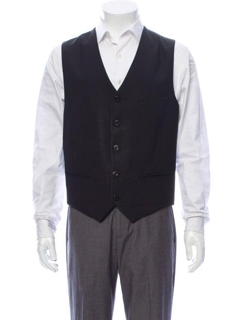 J. Lindeberg Wool Suit Vest Wool