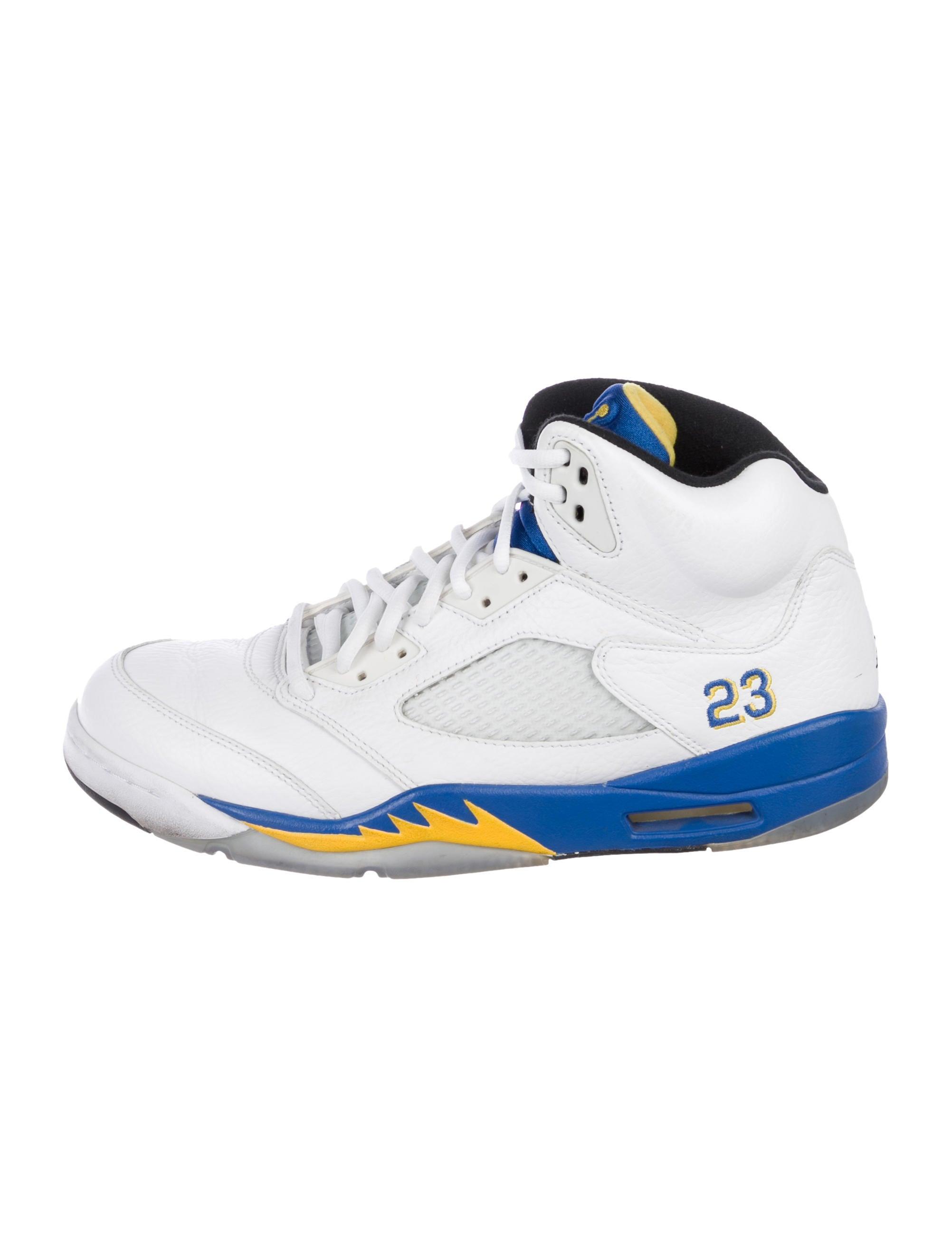 huge selection of a4447 920f0 Jordan Nike Air Jordan Retro 5 Laney Sneakers - Shoes - WJORA20164 ...
