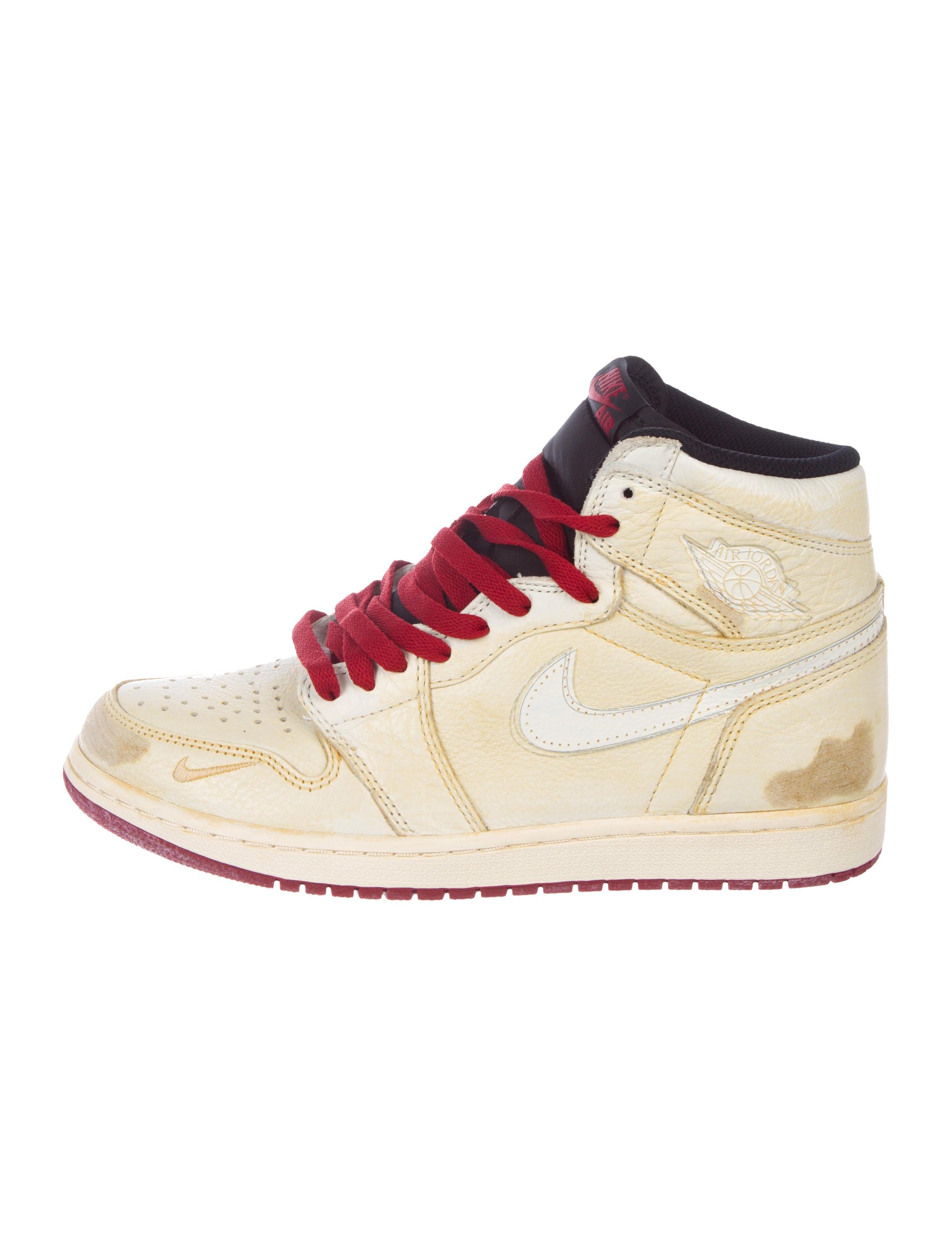 eea1a1cf5dc325 Jordan 1 Retro High  Nigel Sylvester  Sneakers - Shoes - WJORA20864 ...