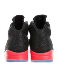competitive price 5eca0 3e9fa Jordan Retro 5 Infrared Low-Top Sneakers w/ Tags - Shoes ...