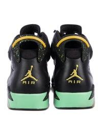 on sale c0887 db67a Jordan Air Jordan 6 Retro Brazil Pack Sneakers - Shoes ...