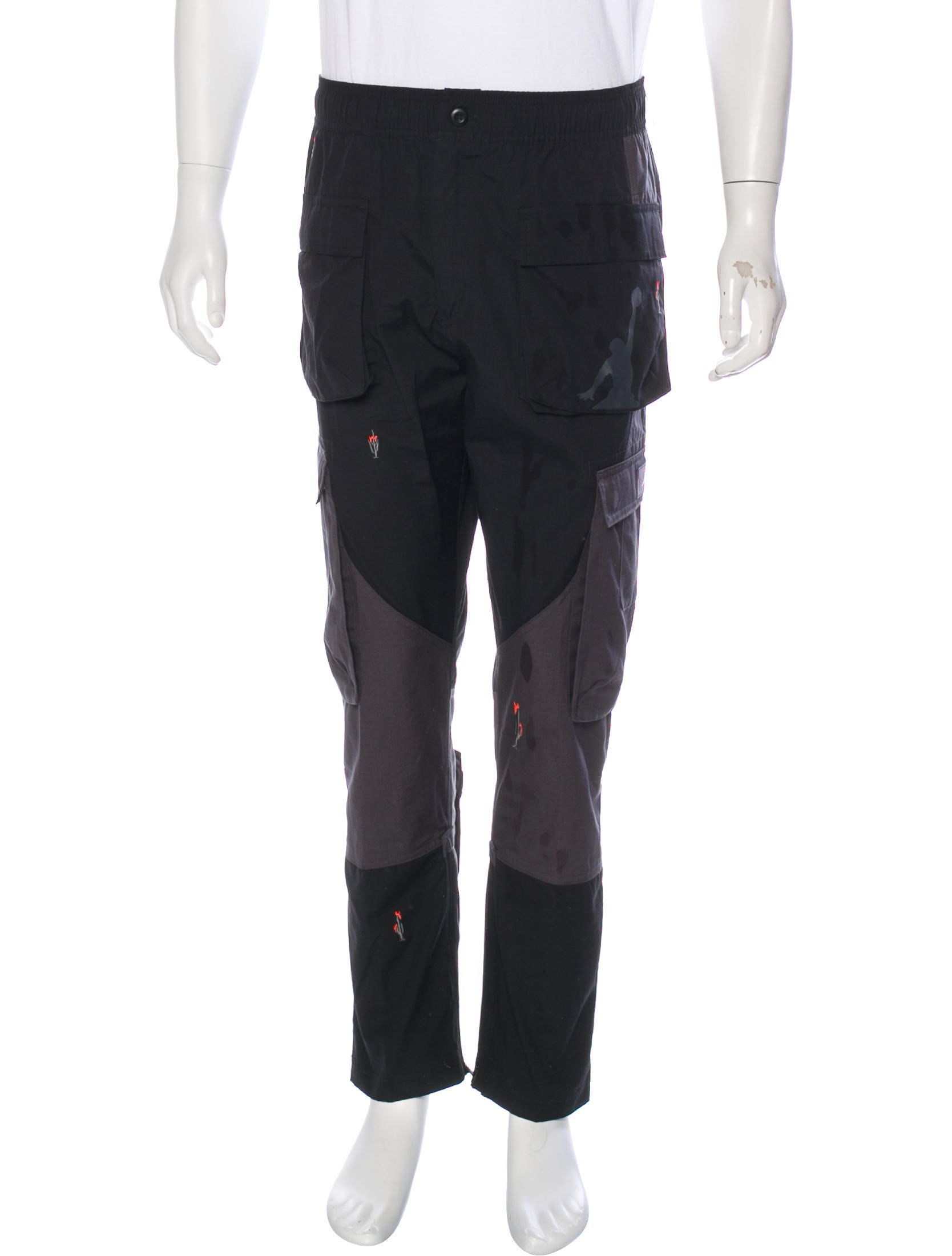 Cargo Bay Mens 2 Pack Checked Lounge Trousers