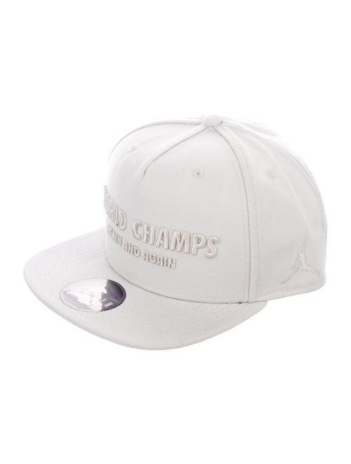 Jordan Embroidered Snapback Hat