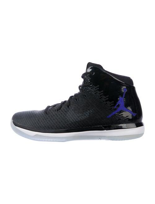 Jordan Xxx1 Space Jam Sneakers Black