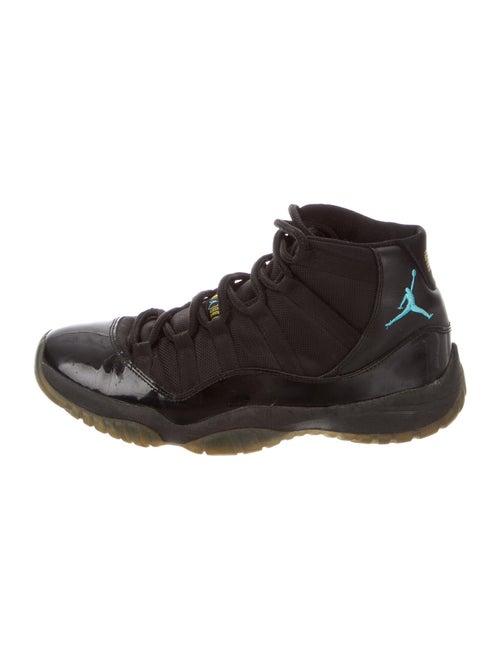 Jordan 11 Retro Gamma Blue Sneakers Blue