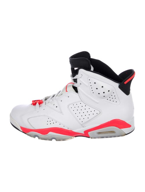 Jordan 6 Retro Infrared White (2014) Sneakers Whit