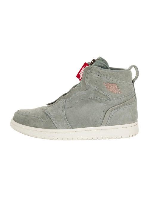 Jordan 1 Retro Wedge Sneakers Blue