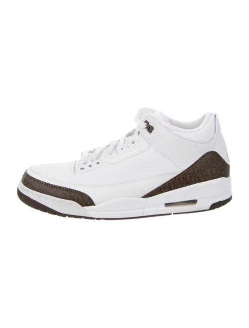 Jordan 3 Retro Mocha Sneakers White