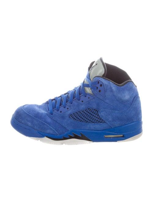 Jordan 5 Retro Sneakers Blue