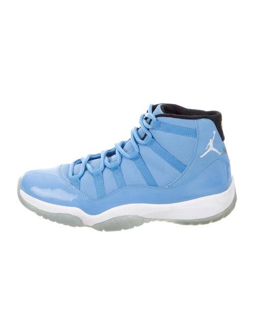 Jordan 11 Retro Pantone Sneakers Blue