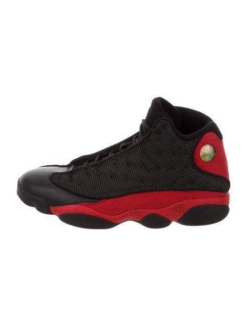 Jordan 13 Retro Bred Sneakers Black