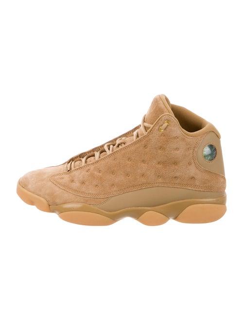 Jordan 13 Retro Wheat Sneakers