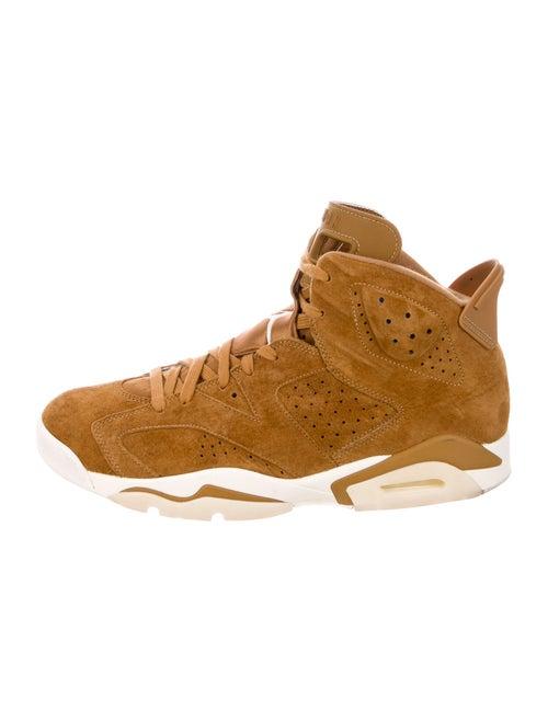 Jordan 6 Retro Wheat Sneakers Brown