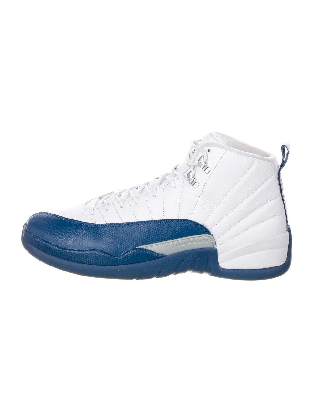 Jordan Jordan 12 Retro French Blue Sneakers Blue - image 1
