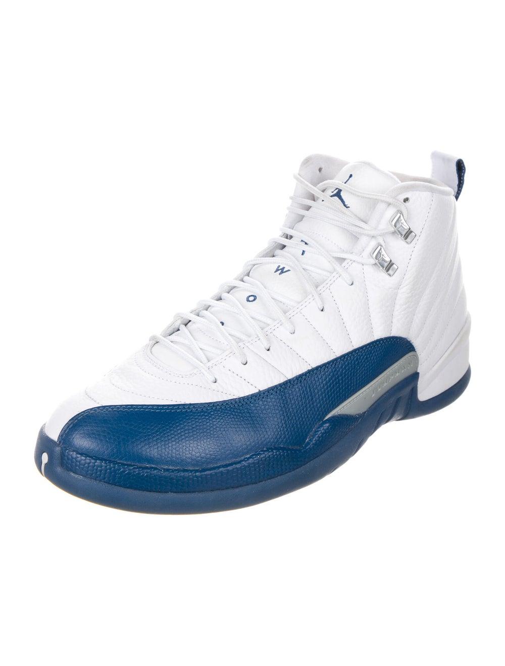 Jordan Jordan 12 Retro French Blue Sneakers Blue - image 2
